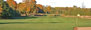 Cornerstone Golf Fairway
